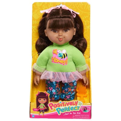 """Positively Perfect 14"""" Stella Toddler Doll"""