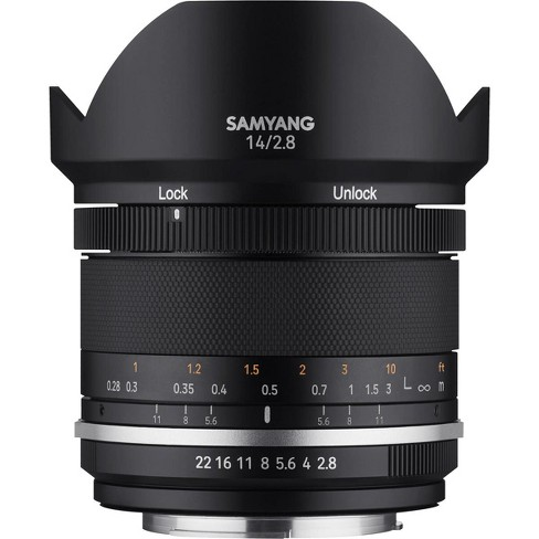 Samyang MK2 14mm f/2.8 Weather Sealed Ultra Wide Angle Lens for Sony E - image 1 of 4
