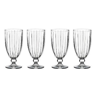 Riedel 0515/21S6 Sunshine Collection Classic Crystal Tall All-Purpose Glass, Set of 4