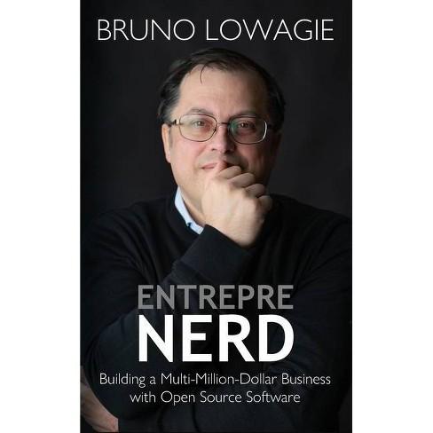Entreprenerd - by  Bruno Lowagie (Hardcover) - image 1 of 1