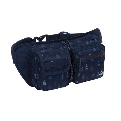 Outdoor Products Soto Crossbody Waist Sling Pack - Blue