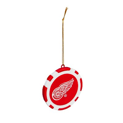 Evergreen Detroit Red Wings, Game Chip Ornament