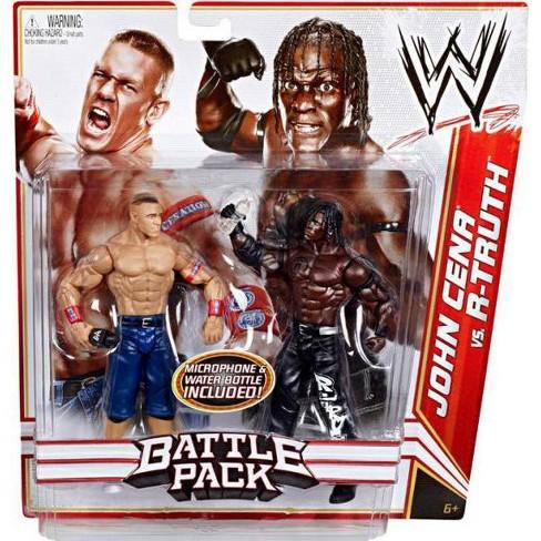 WWE John Cena Battle Pack figure Mattel