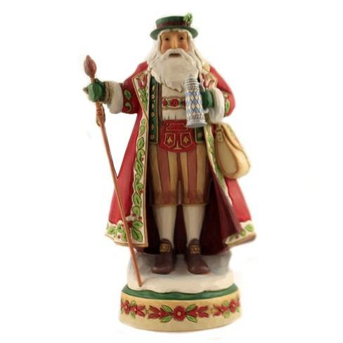 "Jim Shore 10.0"" Herr Winter Heartwood Creek Santa  -  Decorative Figurines - image 1 of 3"