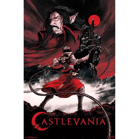 "34""x23"" Castlevania Key Art Unframed Wall Poster Print - Trends International - image 1 of 2"