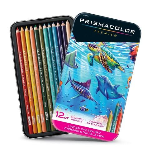 Prismacolor Premier 12ct Under the Sea Set Colored Pencils - image 1 of 4