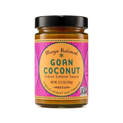Maya Kaimal Goan Coconut Simmer Sauce -12.5oz - image 1 of 4