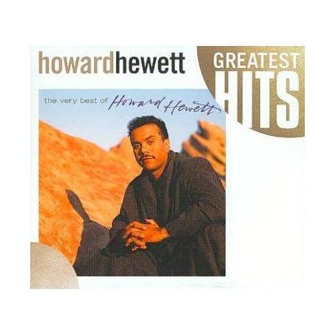 Howard Hewett - Very Best of Howard Hewett (CD) - image 1 of 1