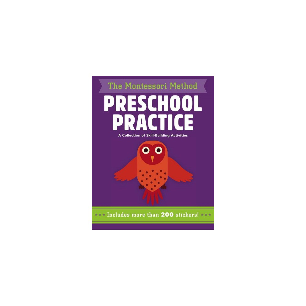 Preschool Practice : A Collection of Skill-Building Activities - by Chiara Piroddi (Paperback)