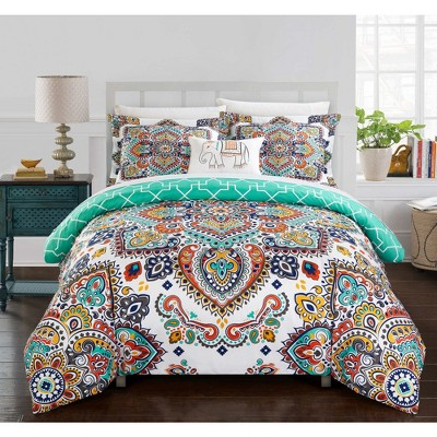 Kacey Bed in A Bag Comforter Set - Chic Home