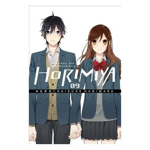 horimiya  Horimiya 9 - (Horimiya) By Hero (Paperback) : Target