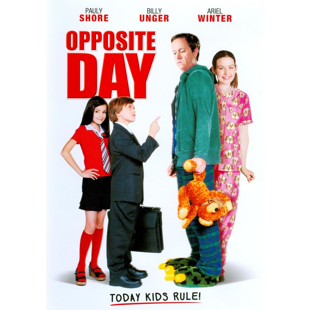 Opposite Day (Dvd), Movies