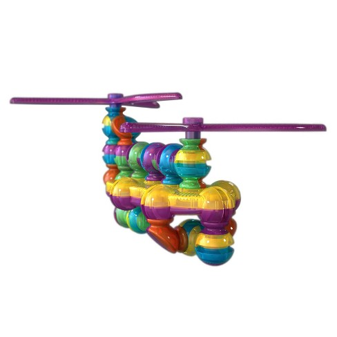 Lite Poppers STEM Learning 3 in 1 Helicopter Construction - image 1 of 6