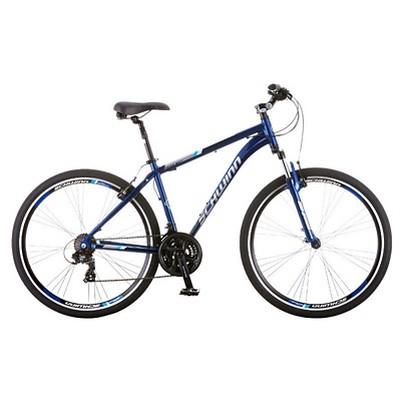 Schwinn Men's Trailway 28  Hybrid Bike - Blue