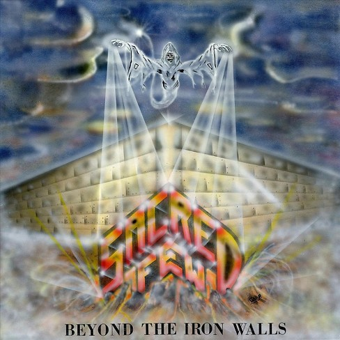 Sacred few - Beyond the iron walls (CD) - image 1 of 1