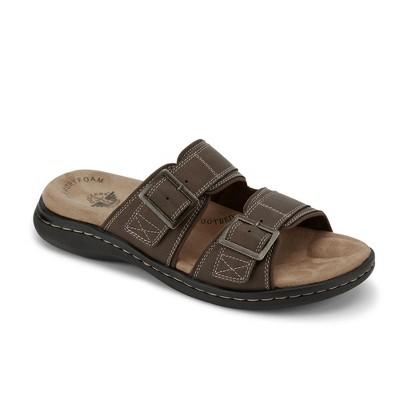 Dockers Mens Delray Casual Slide Sandal Shoe