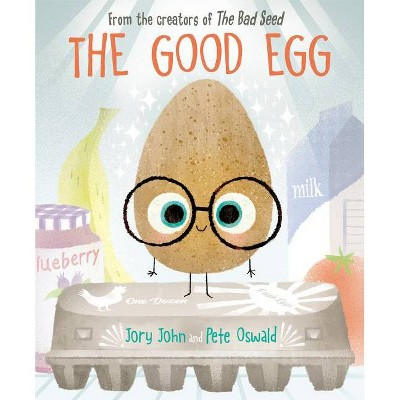 Good Egg -  by Jory John (School And Library)