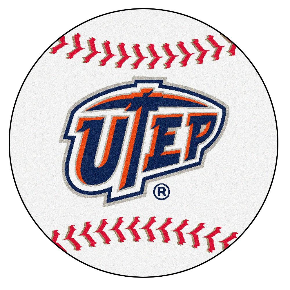 NCAA 27 Baseball Mat Utep Miners