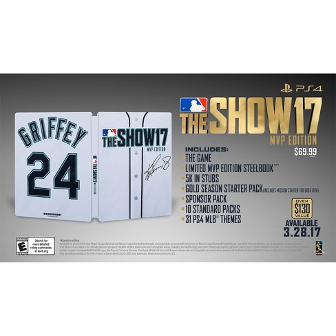 MLB 17 The Show MVP Edition PlayStation 4 - image 1 of 6