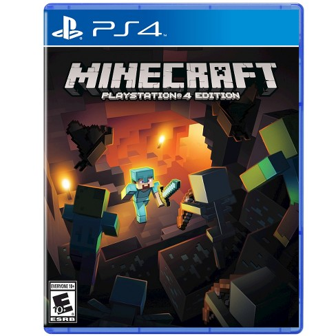 Minecraft PlayStation Target - Minecraft spiele original