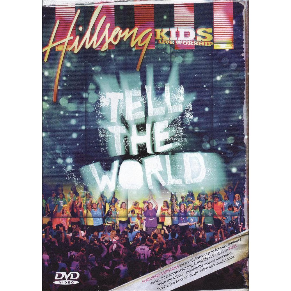 Tell the world (Dvd), Movies