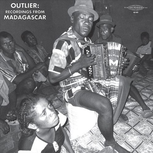Various - Outlier:Recordings from madagascar (Vinyl) - image 1 of 1