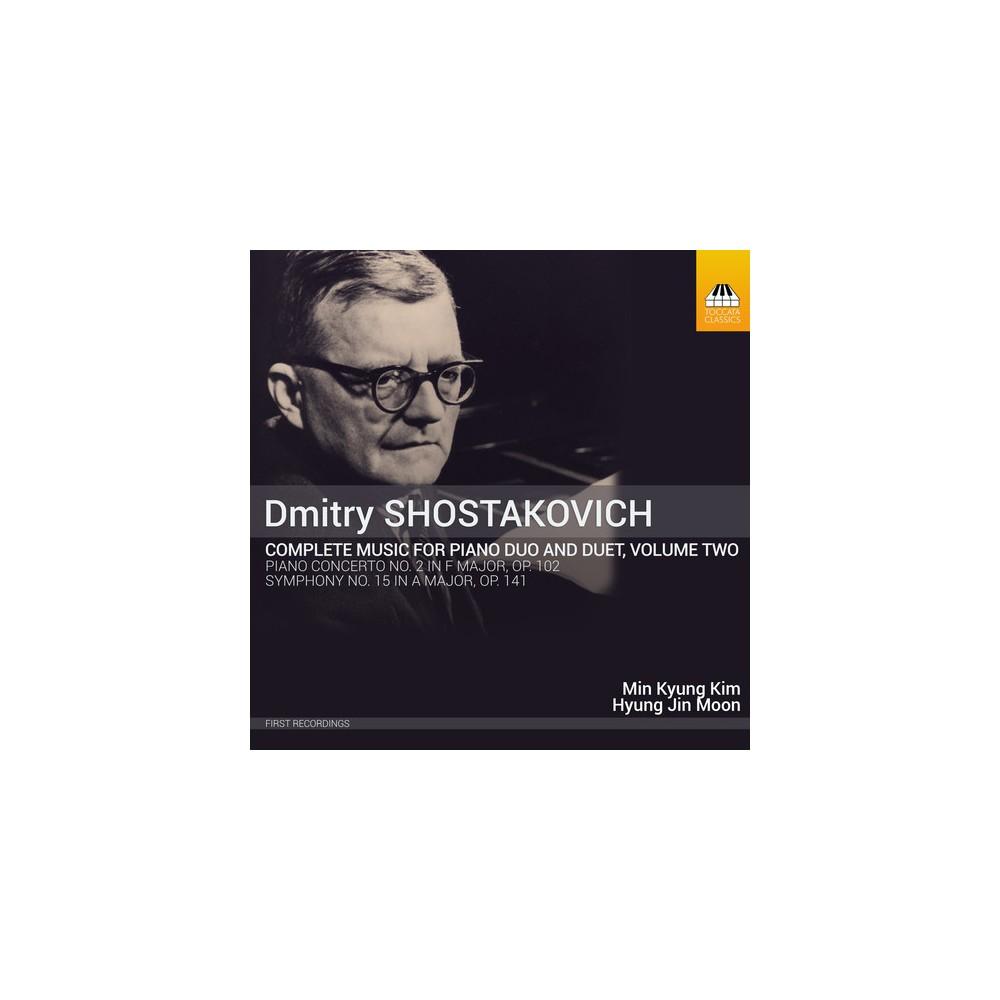 Min Kyung Kim - Shostakovich:Complete Music Vol 2 (CD)