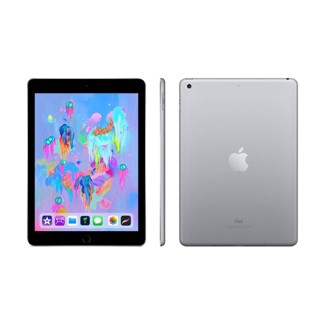 "Apple iPad 9.7"" 128GB Wi-Fi Only (2018 Model, 6th Generation, MR7J2LL/A) - Space Gray"
