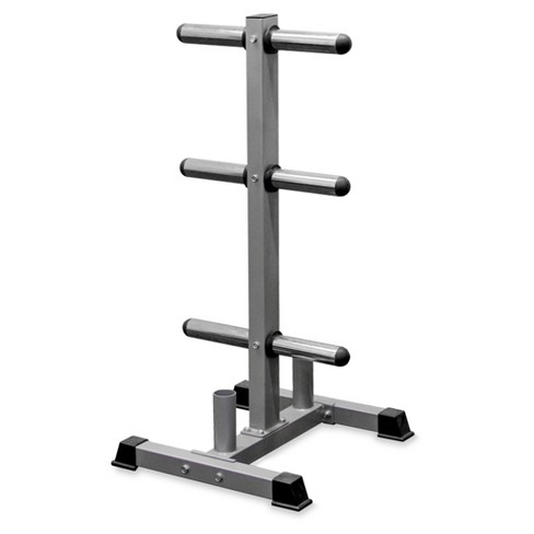 Valor Fitness BH-9 Olympic Bar and Plate Rack - image 1 of 3