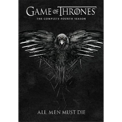Game of Thrones S4 (DVD)
