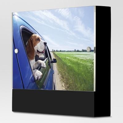 "4"" x 6"" Acrylic Block Frame - Black - Project 62™"