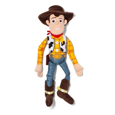 Toy Story Woody Buddy Pillow Brown
