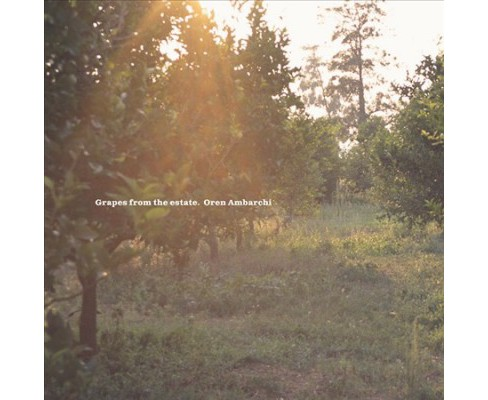 Oren Ambarchi - Grapes From The Estate (Vinyl) - image 1 of 1