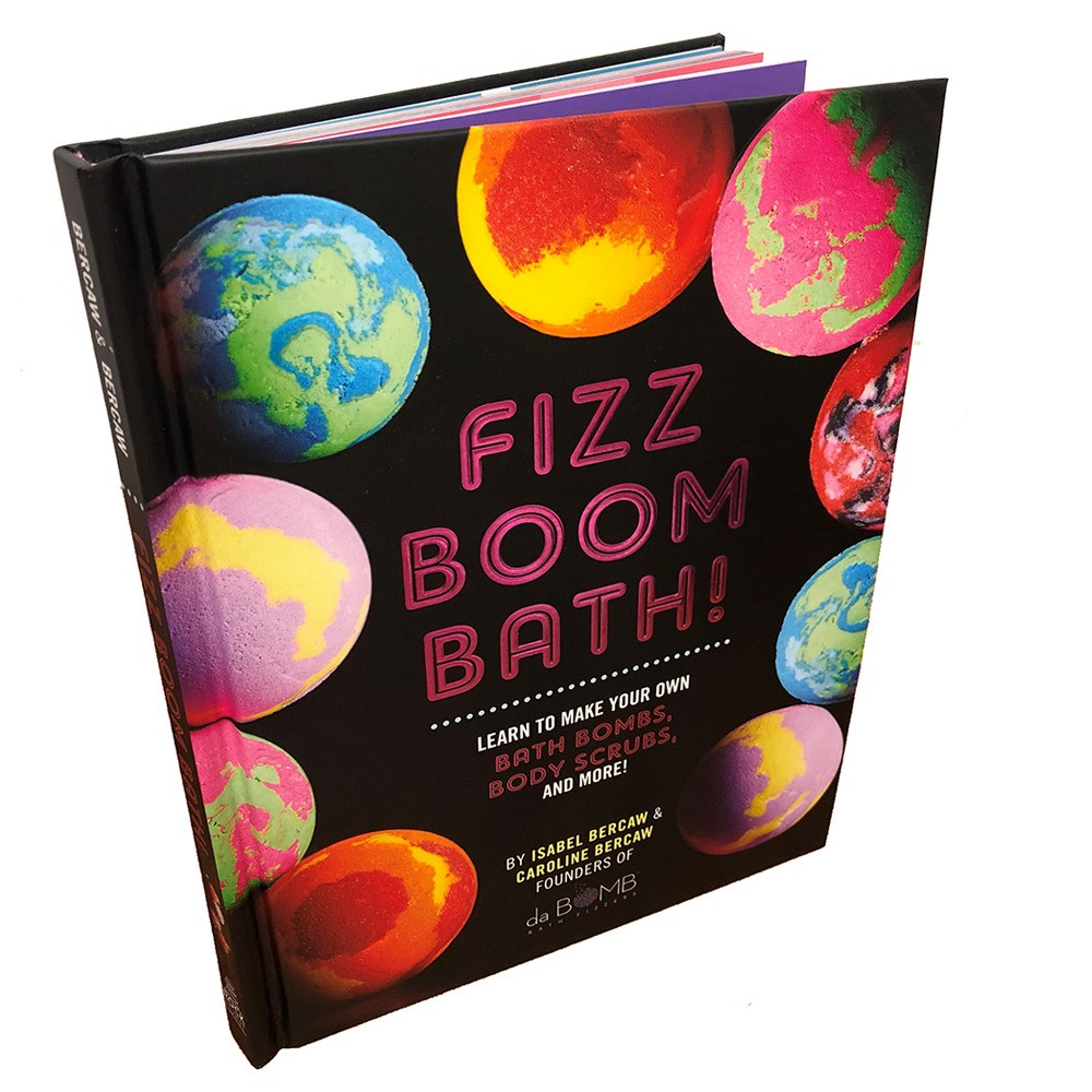 Image of Rock Point Fizz Boom Bath! Learn to Make Your Own Bath Bombs Body Scrubs
