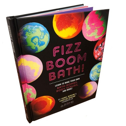 Rock Point Fizz Boom Bath! Learn to Make Your Own Bath Bombs Body Scrubs - image 1 of 1