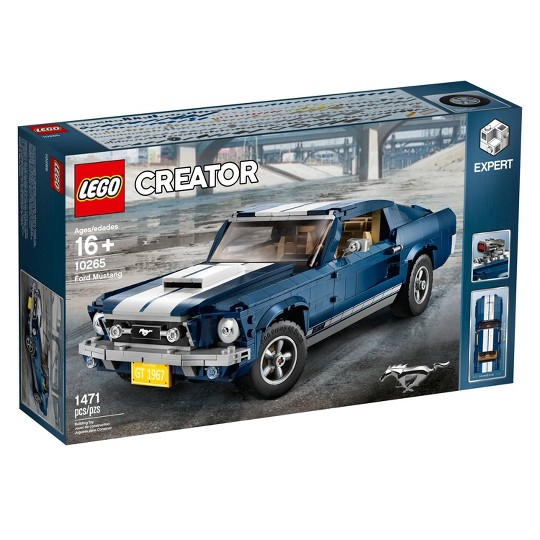 LEGO Creator Expert Vehicles Ford Mustang 10265 image number null