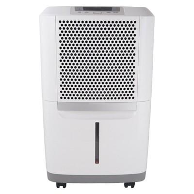 Frigidaire Energy Star 70-Pint Portable Dehumidifier White