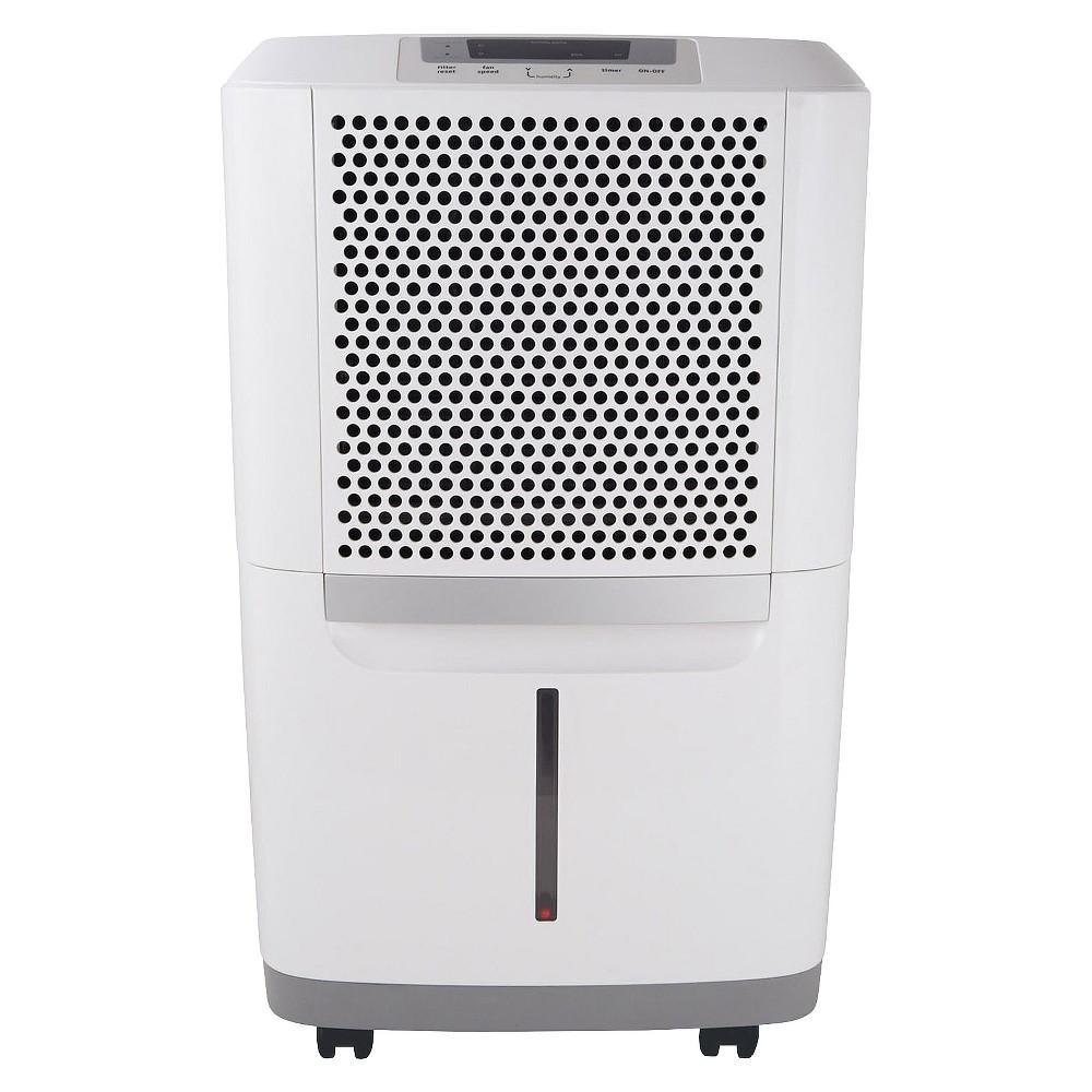 Frigidaire - Energy Star 70-Pint Portable Dehumidifier - White