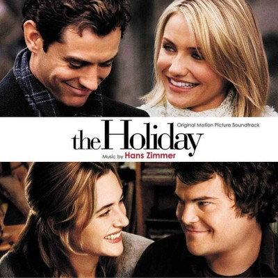 Hans Zimmer - The Holiday (Original Motion Picture Soundtrack) (LP) (White) (Vinyl)