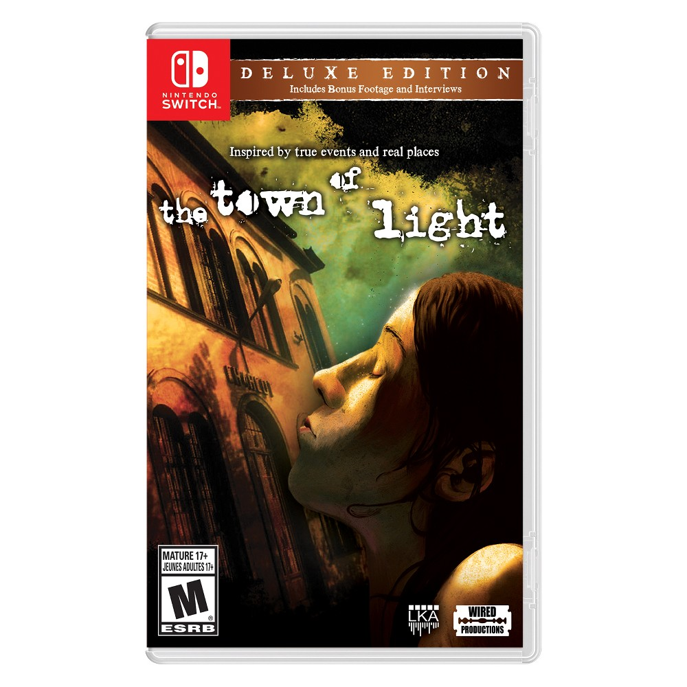 The Town of Light: Deluxe Edition - Nintendo Switch, Multi-Colored