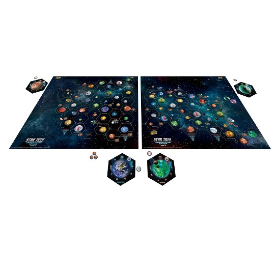 Star Trek Catan: Federation Space Board Game image number null