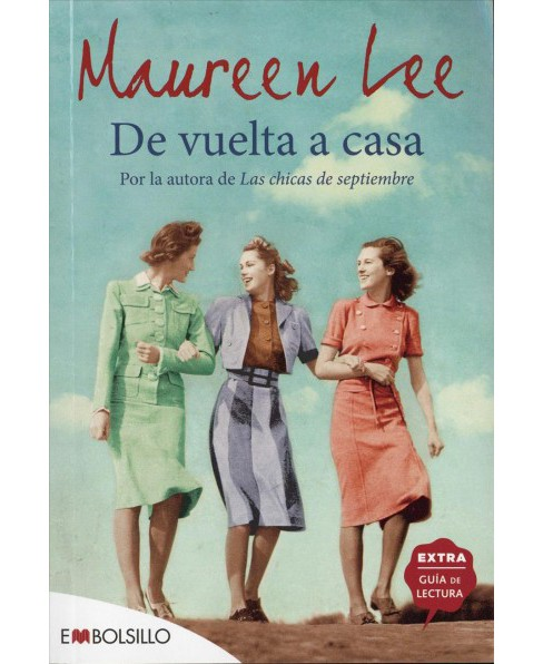 De vuelta a casa / After the War Is Over (Paperback) (Maureen Lee) - image 1 of 1