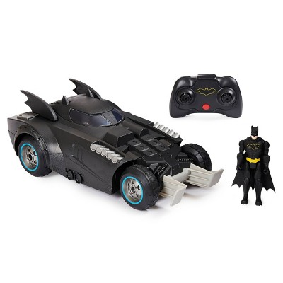 Batman Launch & Defend Batmobile RC
