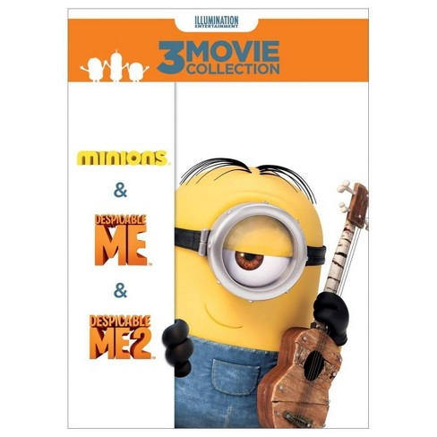 Despicable Me 3-Movie Collection (DVD) - image 1 of 1