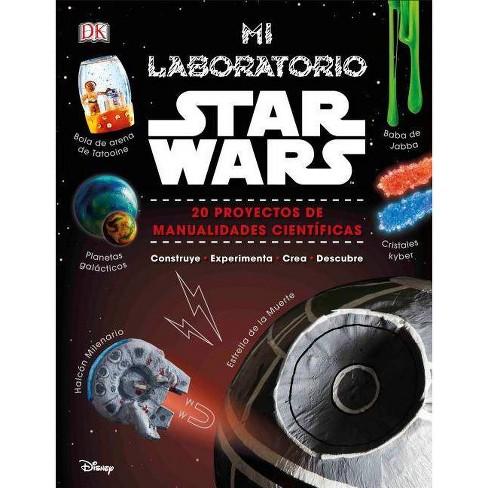 Mi Laboratorio Star Wars - by  Cole Horton & Liz Lee Heinecke (Hardcover) - image 1 of 1