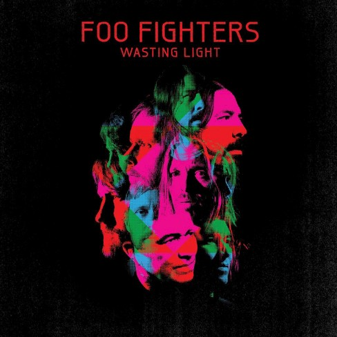 Foo Fighters - Wasting Light (CD) - image 1 of 1