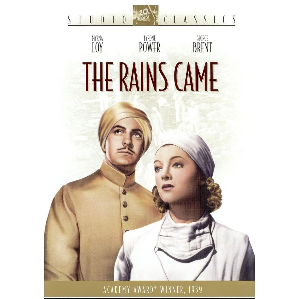 Rains Came (Dvd), Movies