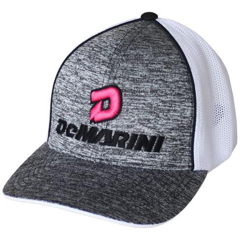 9f8e28da4cf98 DeMarini Stacked D Heather Baseball Softball Trucker Hat   Target