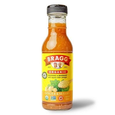 Bragg Ginger & Sesame Salad Dressing - 12fl oz