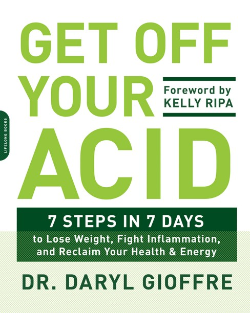 Get Off Your Acid : 7 Steps in 7 Days to Lose Weight, Fight Inflammation, and Reclaim Your Health and - image 1 of 1